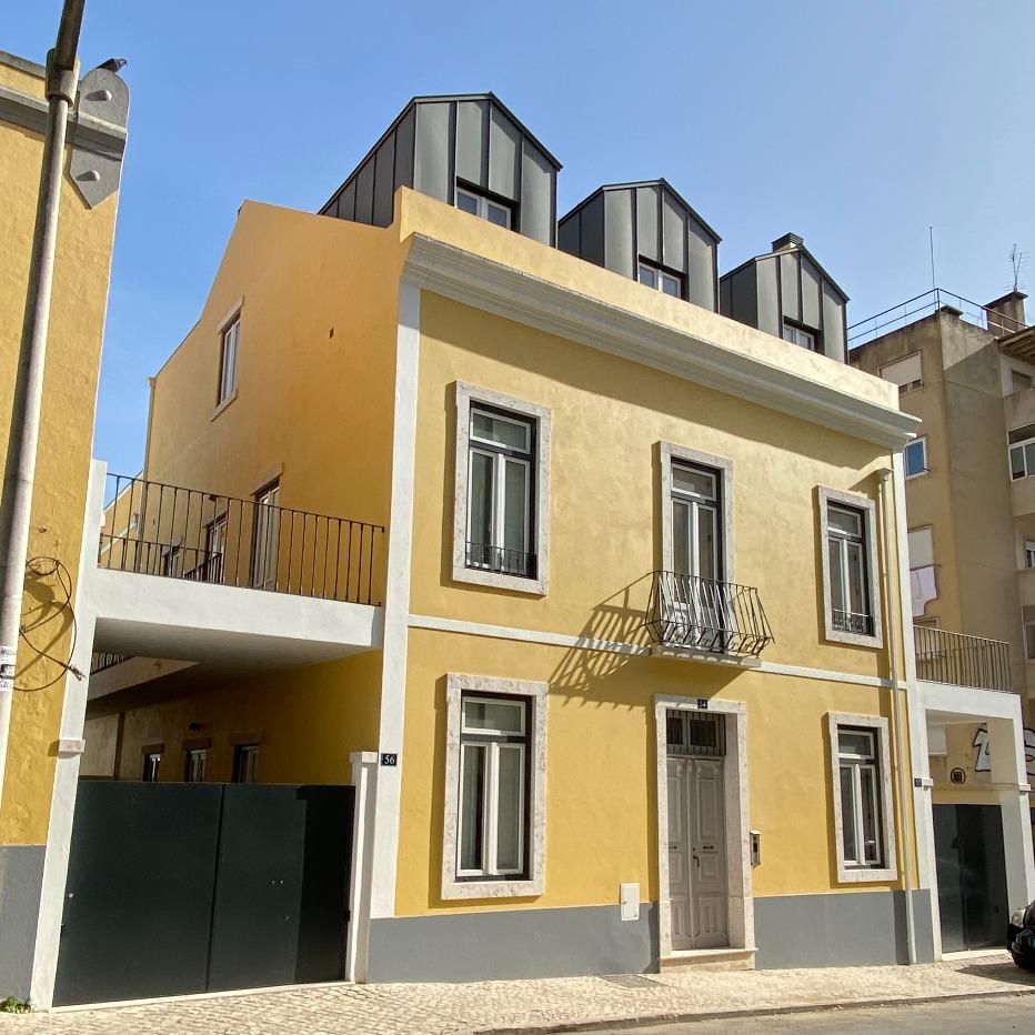 Housing Building – Ajuda, Lisbon