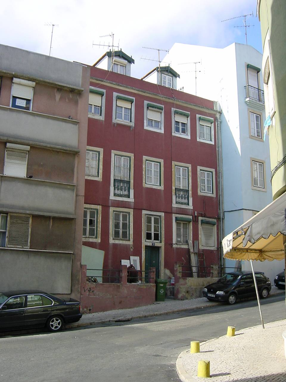 Edifício de Habitação - Graça