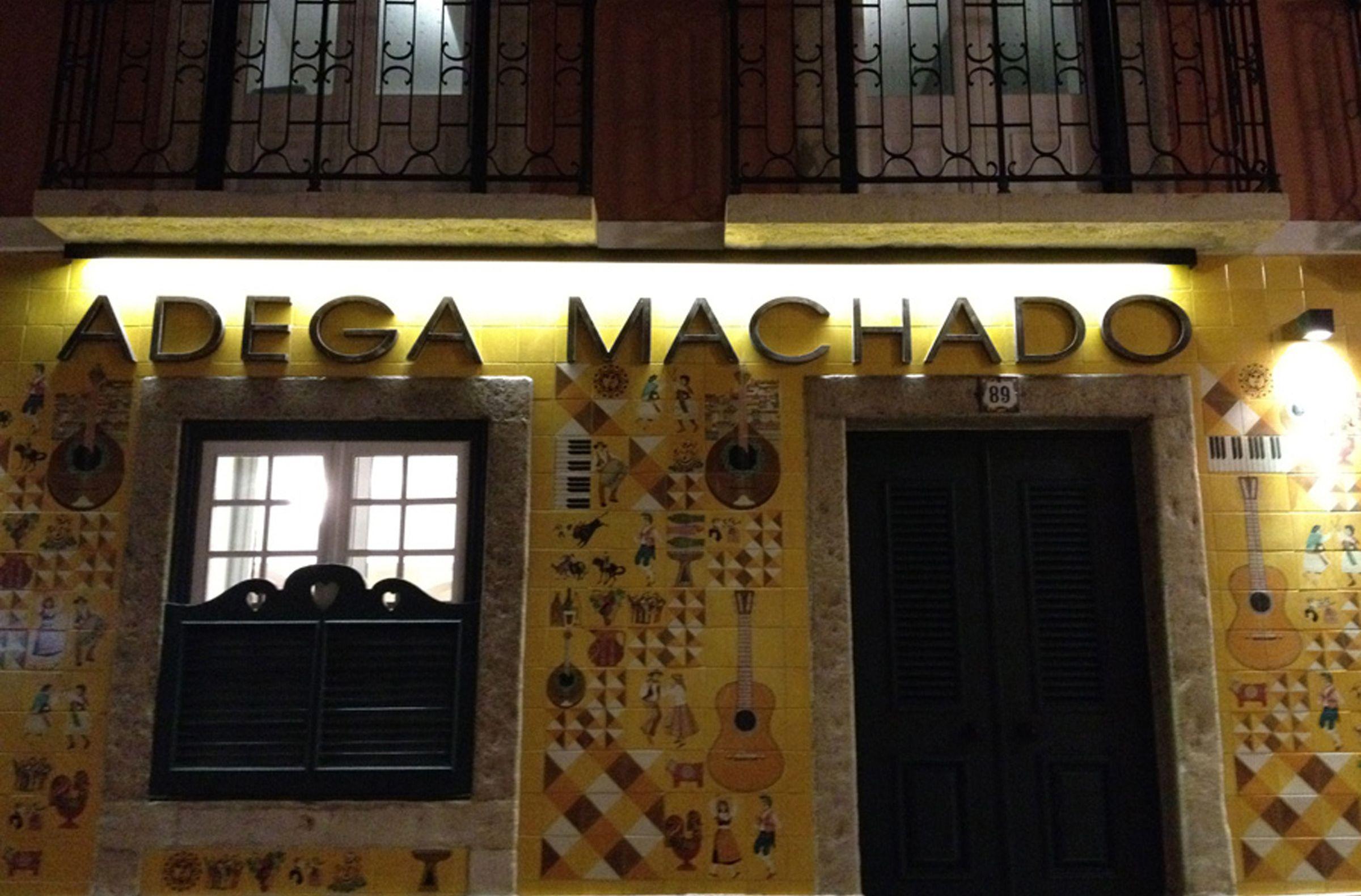 Adega Machado - Lisboa