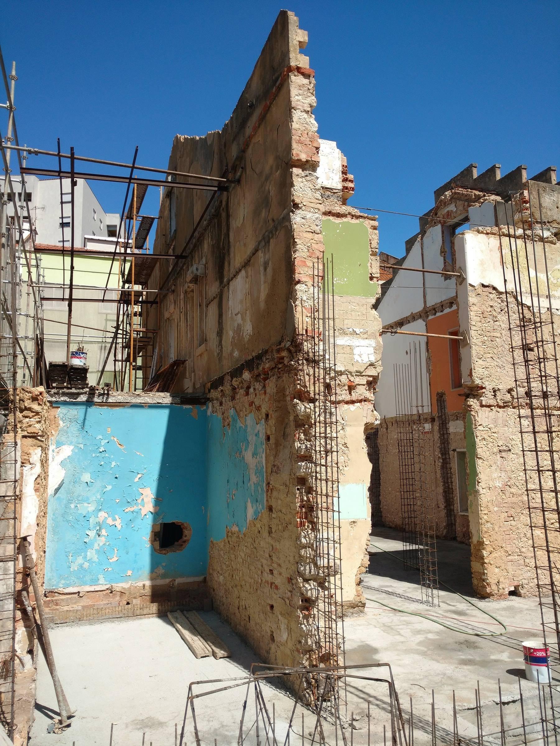 Edifício na Ajuda - Lisboa