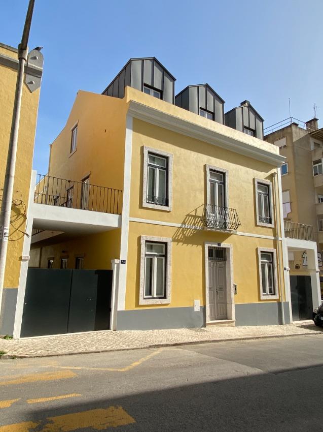 Edifício de Habitação - Ajuda, Lisboa