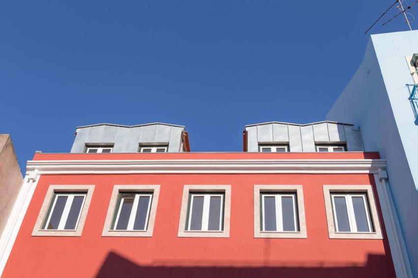 Edifício de Habitação - Travessa Sra. da Glória